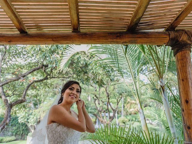 La boda de Emilio y Erandi en Jiutepec, Morelos 6