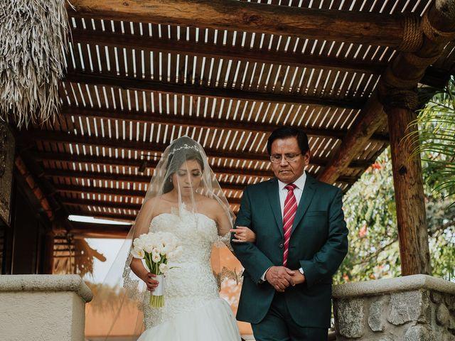 La boda de Emilio y Erandi en Jiutepec, Morelos 10