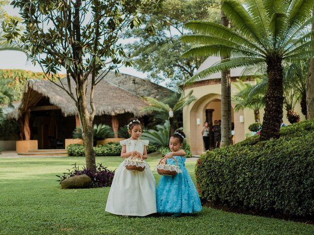 La boda de Emilio y Erandi en Jiutepec, Morelos 12