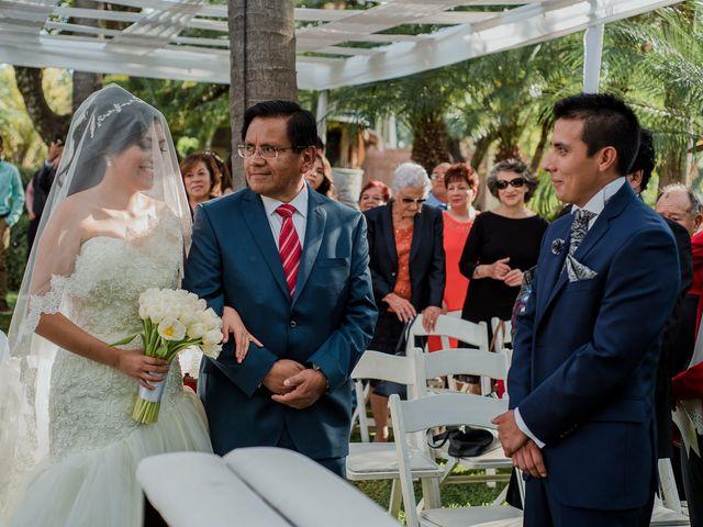 La boda de Emilio y Erandi en Jiutepec, Morelos 17
