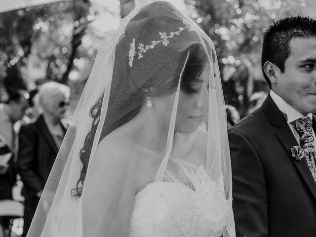 La boda de Emilio y Erandi en Jiutepec, Morelos 18