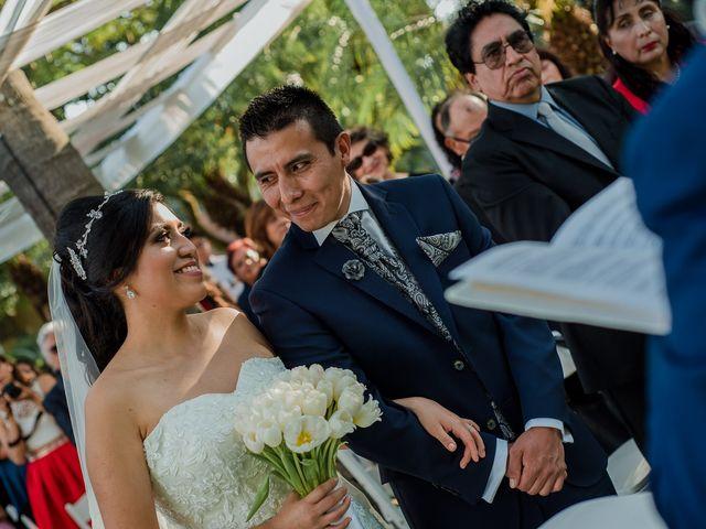 La boda de Emilio y Erandi en Jiutepec, Morelos 20