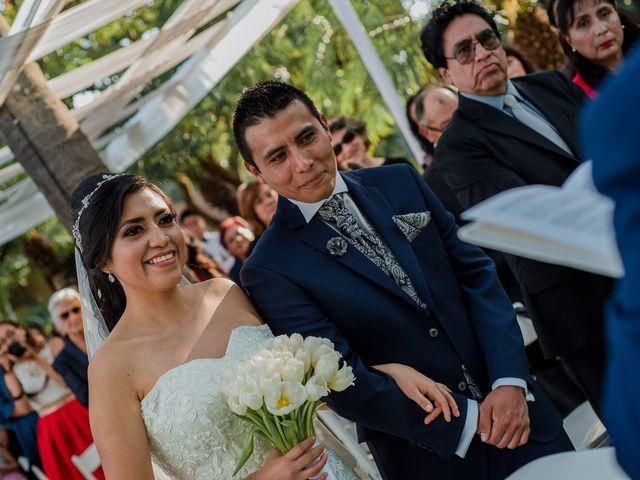 La boda de Emilio y Erandi en Jiutepec, Morelos 21