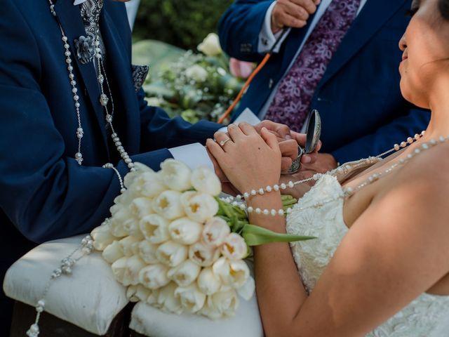 La boda de Emilio y Erandi en Jiutepec, Morelos 23