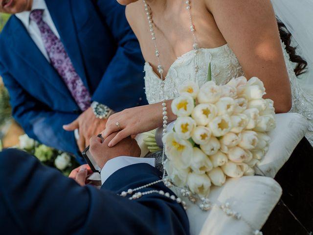 La boda de Emilio y Erandi en Jiutepec, Morelos 25