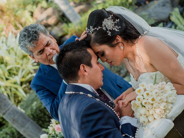 La boda de Emilio y Erandi en Jiutepec, Morelos 26