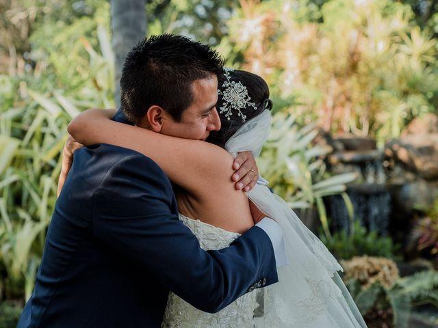 La boda de Emilio y Erandi en Jiutepec, Morelos 27