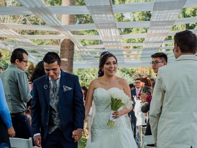 La boda de Emilio y Erandi en Jiutepec, Morelos 28