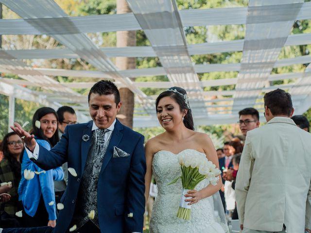 La boda de Emilio y Erandi en Jiutepec, Morelos 29