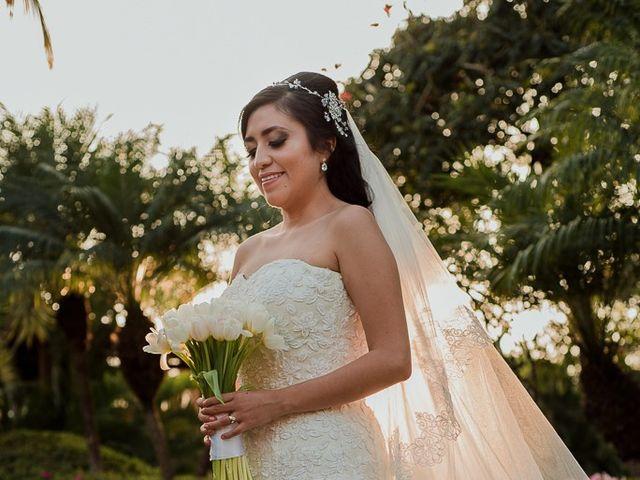 La boda de Emilio y Erandi en Jiutepec, Morelos 30