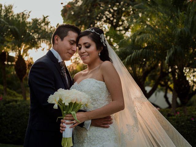 La boda de Emilio y Erandi en Jiutepec, Morelos 2