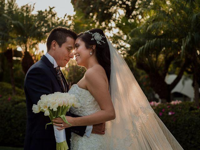 La boda de Emilio y Erandi en Jiutepec, Morelos 31