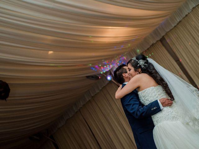 La boda de Emilio y Erandi en Jiutepec, Morelos 32