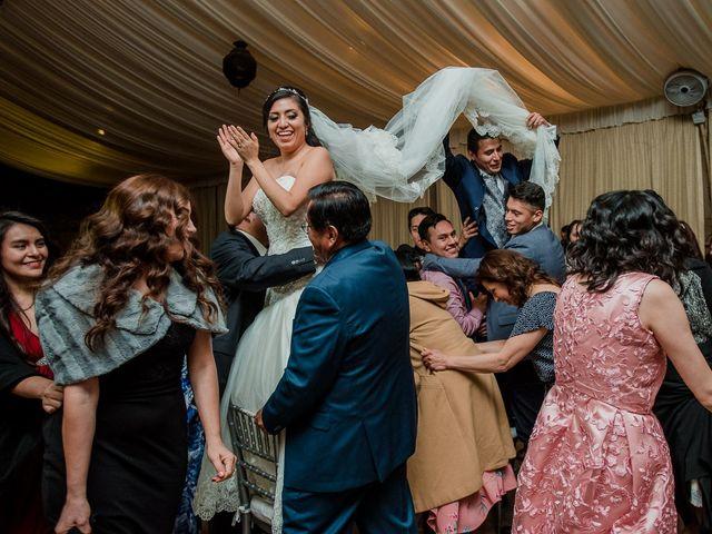La boda de Emilio y Erandi en Jiutepec, Morelos 38
