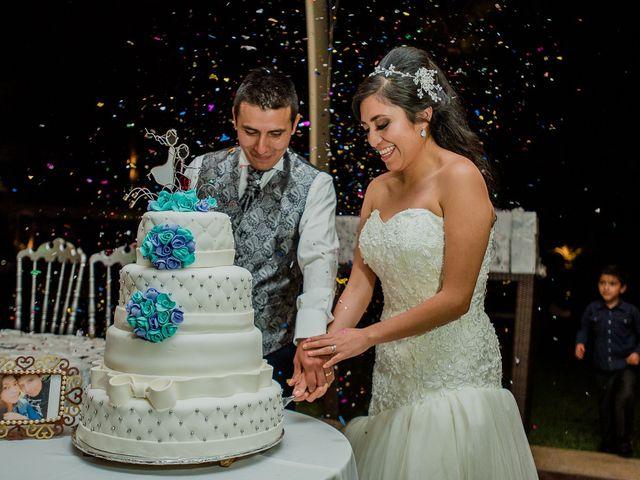 La boda de Emilio y Erandi en Jiutepec, Morelos 42