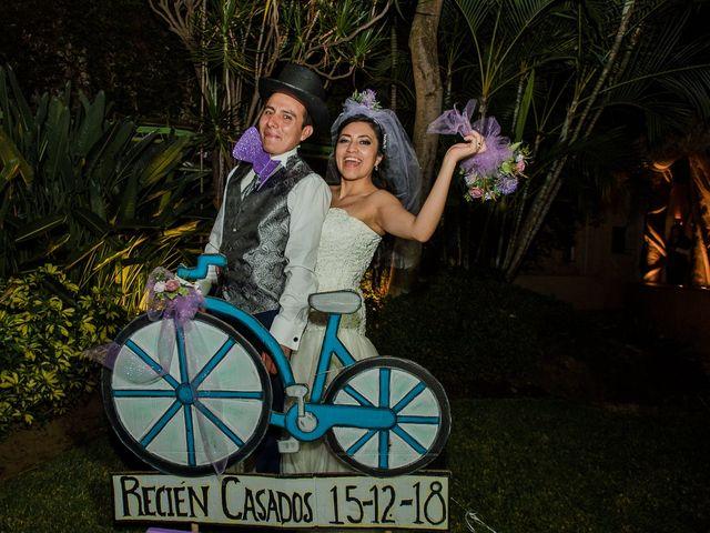 La boda de Emilio y Erandi en Jiutepec, Morelos 43