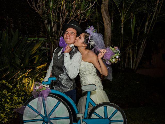 La boda de Emilio y Erandi en Jiutepec, Morelos 44