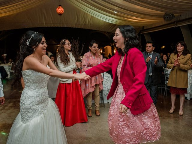 La boda de Emilio y Erandi en Jiutepec, Morelos 45