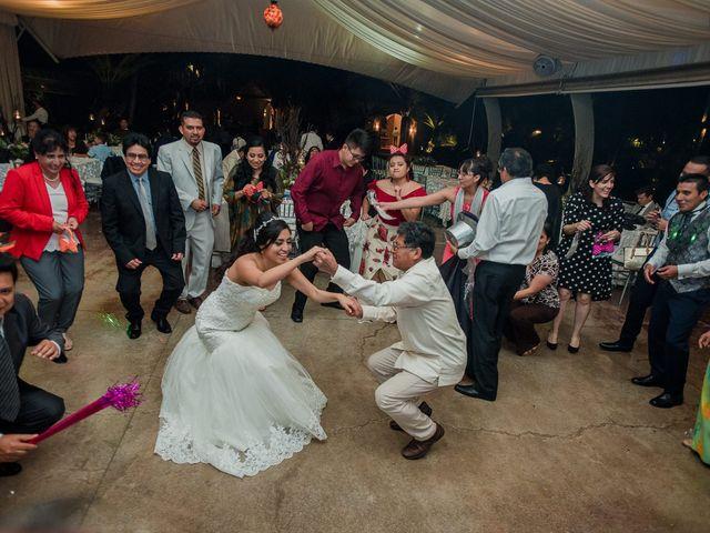 La boda de Emilio y Erandi en Jiutepec, Morelos 46