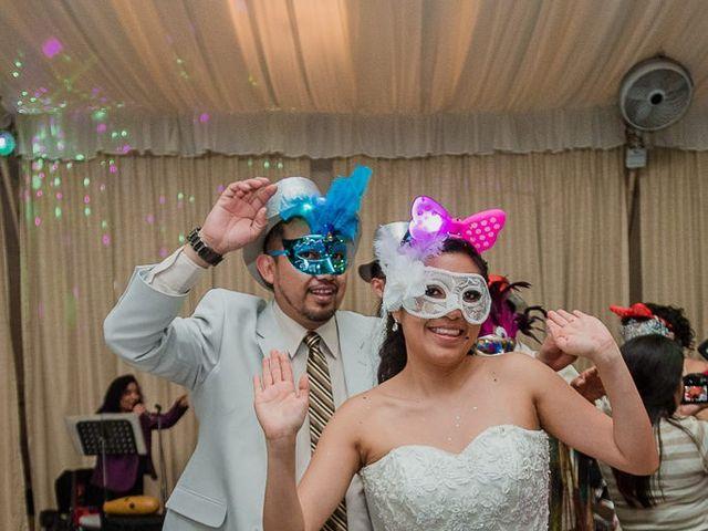La boda de Emilio y Erandi en Jiutepec, Morelos 48