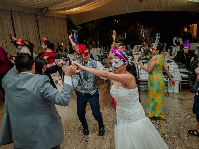 La boda de Emilio y Erandi en Jiutepec, Morelos 49