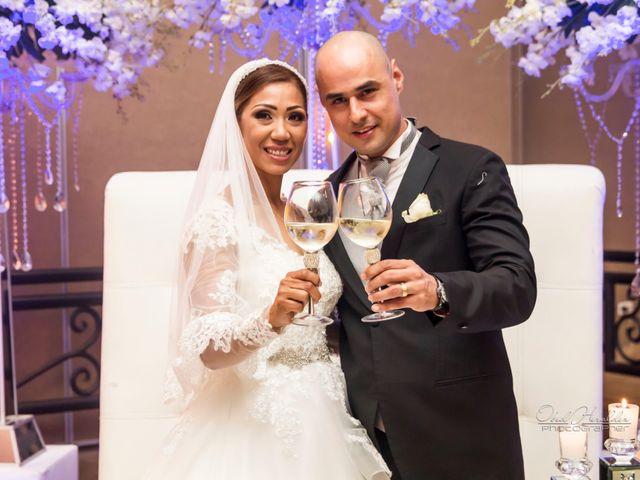La boda de Alma y Salvador