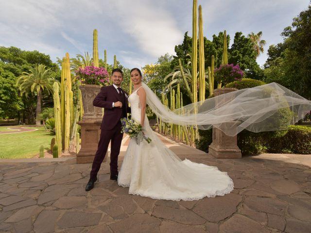 La boda de Lili y Héctor
