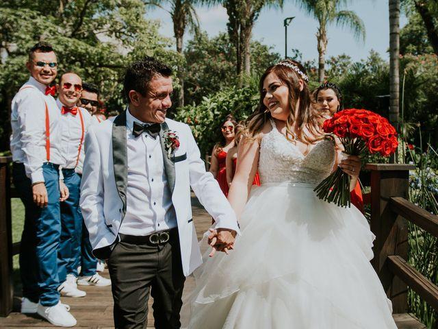 La boda de Lorena y Óscar