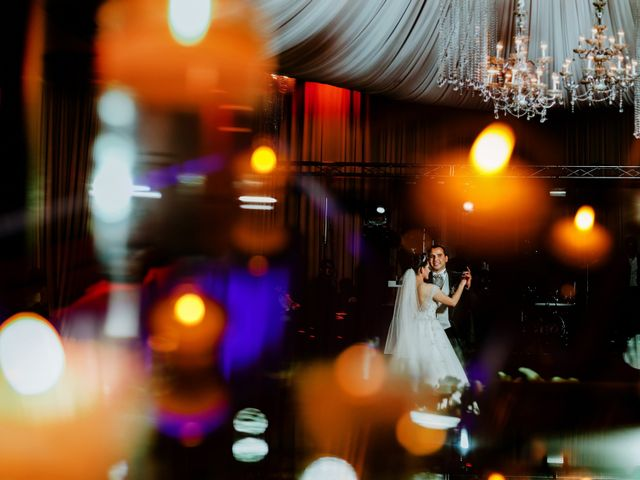La boda de Adriana y Alain