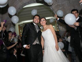 La boda de Raquel y Ricardo