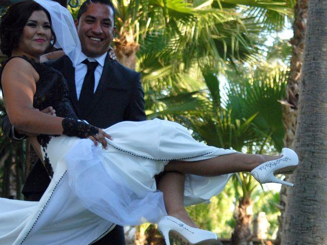 La boda de Perla y Omar