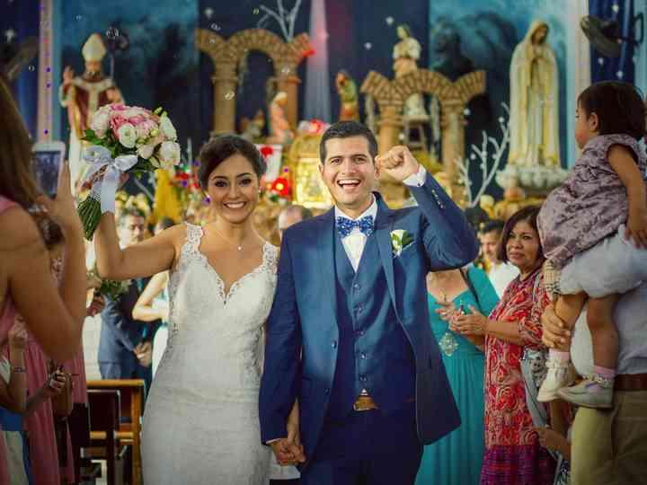 La boda de Teresa y Ventura