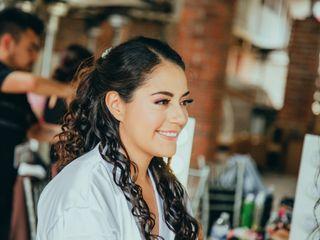 La boda de Samantha y Israel 2