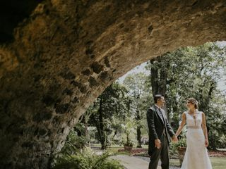La boda de Rebeca y Manolo
