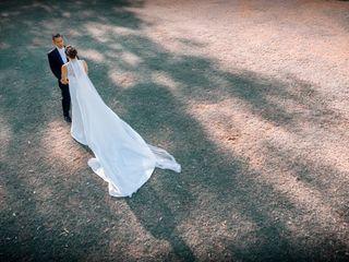La boda de Yessica y Mingyar