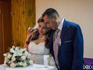 La boda de Eva María y Enrique
