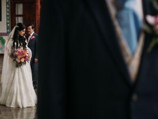 La boda de Xareny y Fabián 1
