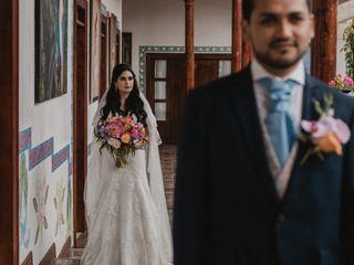 La boda de Xareny y Fabián 2