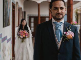 La boda de Xareny y Fabián 3