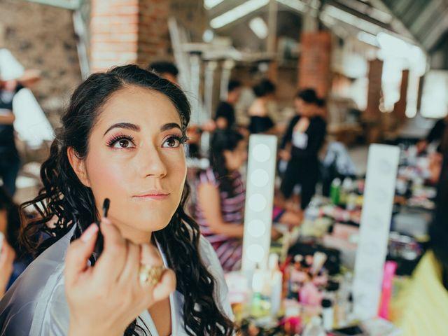 La boda de Israel y Samantha en Huasca de Ocampo, Hidalgo 3