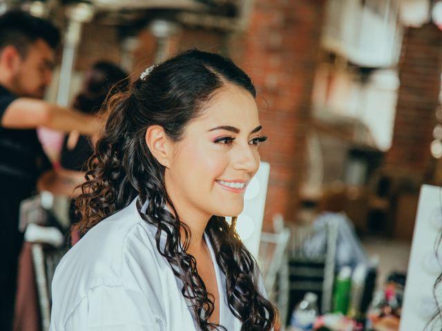 La boda de Israel y Samantha en Huasca de Ocampo, Hidalgo 4