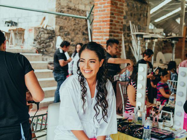 La boda de Israel y Samantha en Huasca de Ocampo, Hidalgo 5
