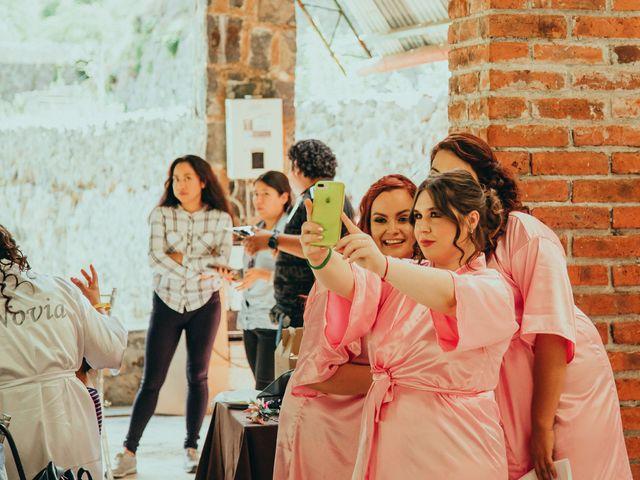 La boda de Israel y Samantha en Huasca de Ocampo, Hidalgo 6