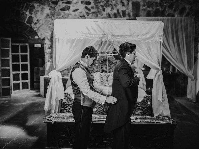 La boda de Israel y Samantha en Huasca de Ocampo, Hidalgo 12