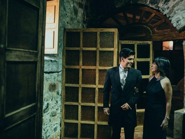 La boda de Israel y Samantha en Huasca de Ocampo, Hidalgo 13