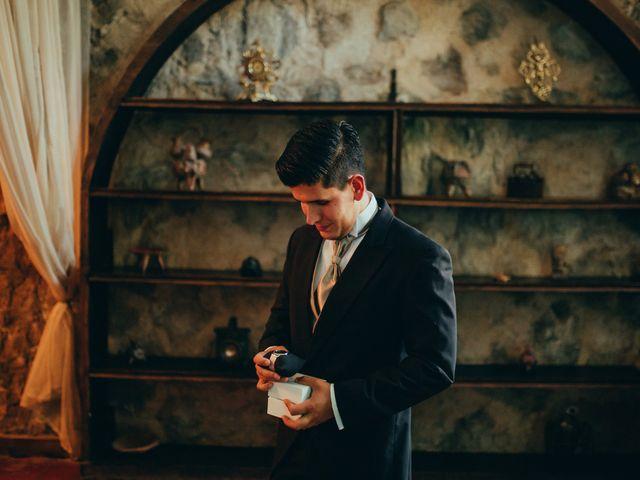 La boda de Israel y Samantha en Huasca de Ocampo, Hidalgo 15