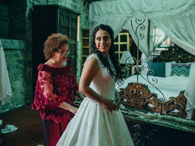 La boda de Israel y Samantha en Huasca de Ocampo, Hidalgo 17