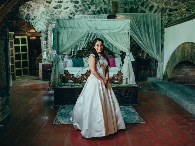 La boda de Israel y Samantha en Huasca de Ocampo, Hidalgo 19