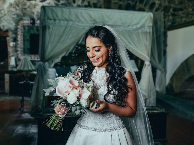 La boda de Israel y Samantha en Huasca de Ocampo, Hidalgo 21