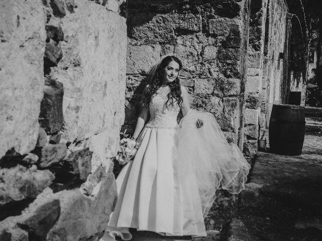La boda de Israel y Samantha en Huasca de Ocampo, Hidalgo 24